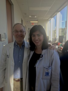 Dr. Douglas Koch and Dr. Bruna Ventura