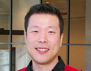 Paul Shin-Hyun Park, PhD, Case Western Reserve