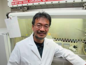 Akihiro Ikeda, DVM, PhD - Helmerich Chair, Associate Director MERI