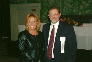 Shara Fryer and Dr. Curtis Brandt